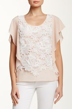 Garden Party: Lovely Lace from Marineblu on HauteLook