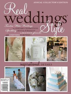 Real Weddings Style - 07/08