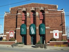 Mansfield Playhouse in Mansfield, Ohio