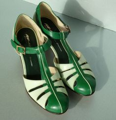 Balboa – Re-Mix Vintage Shoes these are the most FAB reproduction vintage style shoes...I LOVE them!!!! 30s styles to 40s swing looks