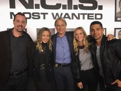 """""""OfficialMariaBello: First family portrait.. excited for you all to meet Agent Jack Sloane (me!)! #NCIS """""""