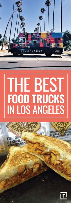 Food Inspiration The Best Food Trucks in LA Food Trucks Los Angeles, Los Angeles Food, In China, Food Places, Places To Eat, Wild West, West Coast Usa, California Food, Southern California