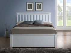 Marvelous First Rate White Bed Frame Ebay Uk Only In Homeique Com Ibusinesslaw Wood Chair Design Ideas Ibusinesslaworg