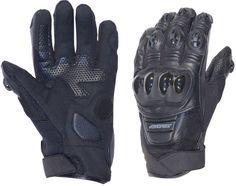 Leather Gloves Onyx  Ali (Cobija) Spain