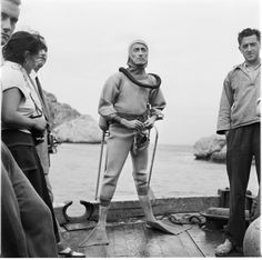 Under the Sea with Jacques Yves Cousteau