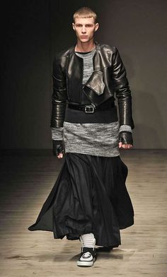 The Matrix Man Skirt