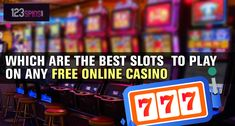 Which Are the Best Slots to Play on Any Free Online Casino Free Slots Casino, Online Casino Slots, Casino Slot Games, Win Online, Online Games, Gaming, How To Get, Good Things, Make It Yourself