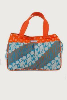 Batik Woman Bag by Sweet Batik