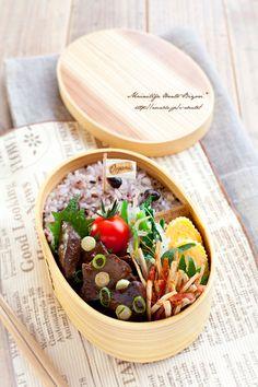 Chicken Liver Bento