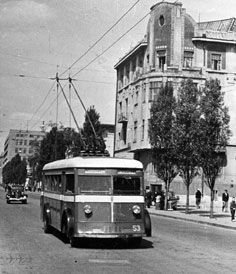 Kharkov || Old Trolleybuses харьков