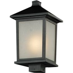 Z-lite Holbrook Outdoor Post Light, Black. See all popular light fixtures and get home lighting ideas for indoor and outdoor lights at Mason Luxury Homes. Find lighting for all budgets for your bedroom, bathroom, foyer, dining and living room. Outdoor Post Light Fixtures, Outdoor Post Lights, Outdoor Lighting, Pathway Lighting, Outdoor Lantern, Landscape Lighting, Home Lighting, Modern Lighting, Lighting Ideas