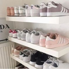 Ideas sport bras cute shoes outlet for 2019 My New Room, My Room, Cute Shoes, Me Too Shoes, Comfy Shoes, Trendy Shoes, Shoe Closet, Shoes Outlet, Adidas Shoes