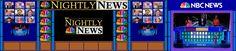 "NBC News Studio 3C (""Wheel of Fortune Was Here Week 2014"" Version)"