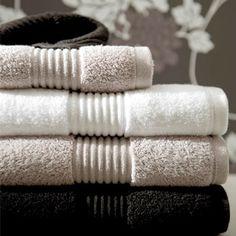 Catherine Lansfield: Bath Linen - Simple steps to a beautiful bathroom