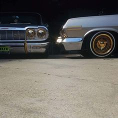 63 and 64 Chevy Impala Low lows........