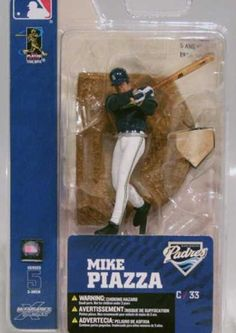 Action Figure Boxes - Baseball: Mike Piazza