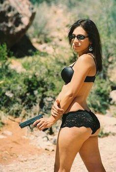 Girls from gun slinger girl naked asses congratulate