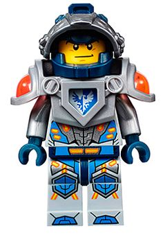 lego-nexo-knight clay - Google zoeken