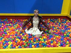 Anime Expo 2014 cosplay_heroine as America from Hetalia