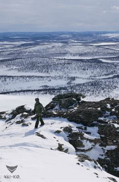 Hiking and sledding in Finland. Winter Adventures in the North. 4 Must-see Winter Holiday Destinations in Finland. Read here!