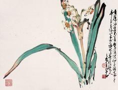 Zhao Shaoang 赵少昂 (1905~1998)