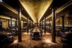 Hawksmoor steakhouse and cocktail bar expands outside London - Retail Design World