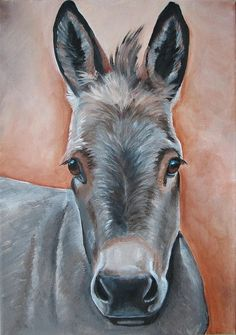 Handsome Hank Painting by Laura Carey - Handsome Hank Fine Art Prints and Posters for Sale