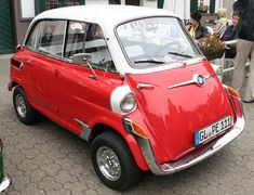 #SouthwestEngines BMW 600 - Is a four-seat microcar produced by BMW from mid-1957 until November 1959.