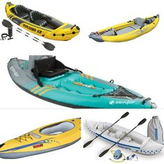 Inflatable Kayak Guide: Everything You Need To Know