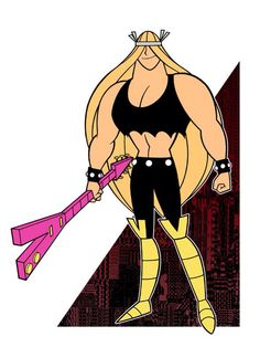 Val Hallen, Viking god of Rock!