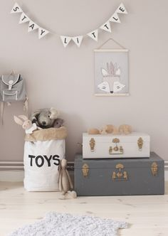 Create a luxurious and unique decoration for the kids' room with these stylish projects. Baby Bedroom, Baby Room Decor, Kids Bedroom, Bedroom Decor, Ideas Dormitorios, Kids Room Design, Kids Corner, Kid Spaces, Kids Decor