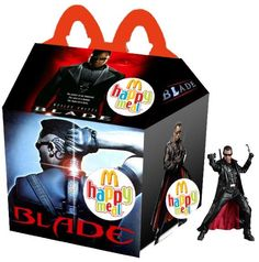 """Blade"" Happy Meal"