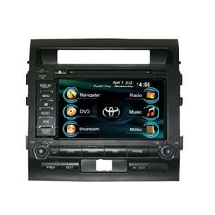 Special Offers - susay TOYOTA LAND CRUISER OEM Replacement In Dash Car radio GPS navigation (free map)DVD player Ipod bluetooth Digital TV rear camera - In stock & Free Shipping. You can save more money! Check It (May 18 2016 at 11:55AM) >> http://caraudiosysusa.net/susay-toyota-land-cruiser-oem-replacement-in-dash-car-radio-gps-navigation-free-mapdvd-player-ipod-bluetooth-digital-tv-rear-camera/