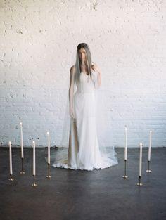 Sara Gabriel Veils | Ashley Sawtelle Photography