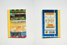 Kickboxing Notebook by Ed Suter Design on hellopretty.co.za