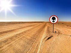 #alie #alien #america #aperture #area 51 #arrival #away #by #desert #dust #hot #nevada #not #reprint #reptilian #risk #road #sand #shadow #shield #street sign #sun #this #threat #trace #ufo #usa #warning #warnschild #weird #wo