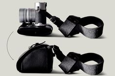 Atelier Pop Up Leica Camera Case - by Hard Graft #photogear