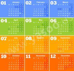 Знаете ли кога да почивате през 2015-а година?