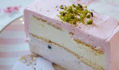 Heidelbeer-Vanille-Torte - Rezept von Fräulein Ella