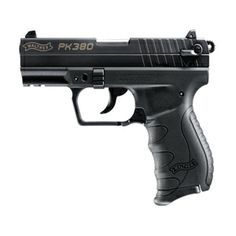 Walther PK380 This is a great gun. Bought this for the wife and she loves it. Even feels comfortable in my large hands.