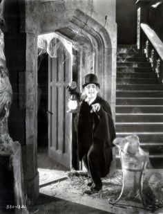 """Lon Chaney, """"London After Midnight"""" (1927). This film is now considered to be lost."""