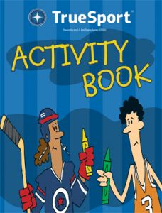 Free True Sport Kids' Activity Book