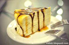 Mille crepe Crepe Batter, Griddle Cakes, Crepe Cake, Crepe Recipes, Mille Crepe, Serving Platters, Crepes, Pancakes, Nom Nom