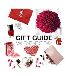 """""""Gift Guide"""" by amalieastrid on Polyvore featuring interior, interiors, interior design, home, home decor, interior decorating, Harrods, Chanel, Yves Saint Laurent and colorchallenge"""