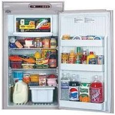 Norcold N510UR 500 Series Refrigerator Gas/Electric 2 Way
