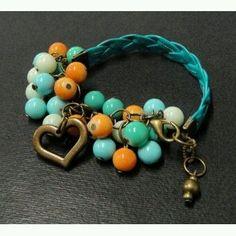 908e6b704b3f Las 76 mejores imágenes de collares y pulseras