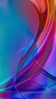 Oppo Find X Abstract Amoled Liquid Gradient Pinterest