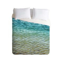 While we can't all wake up to the beaches of Hawaii, this Tropical Waters Duvet Cover might just make you feel like you've created your own little paradise retreat. Shimmering sunlight over the ocean a...  Find the Tropical Waters Duvet Cover, as seen in the Winter Bedding Sale Collection at http://dotandbo.com/collections/winter-bedding-sale?utm_source=pinterest&utm_medium=organic&db_sku=100579