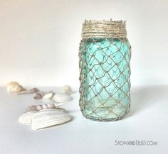 Nautical Mason Jars
