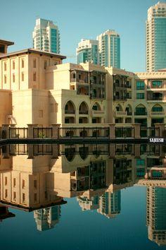 Old Town, Downtown Burj Khalifa, Dubai